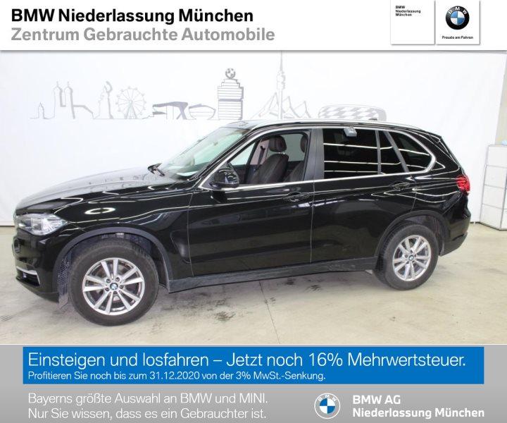 BMW X5 xDrive30d Head-Up HiFi DAB Xenon Standhzg. EURO 6, Jahr 2017, Diesel