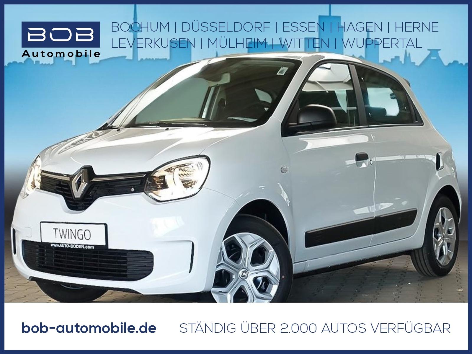 Renault Twingo Life SCe 65 KLIMA BT USB eFH, Jahr 2020, Benzin