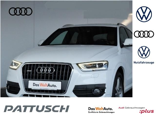 Audi Q3 2.0 TDI quattro*XENON*DAB*LEDER*WKR*, Jahr 2013, Diesel