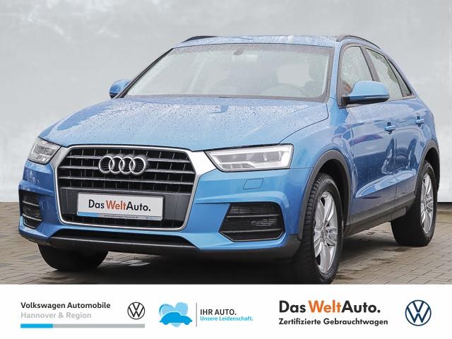 Audi Q3 2.0 TDI Navi GRA Klima Einparkhilfe, Jahr 2015, Diesel