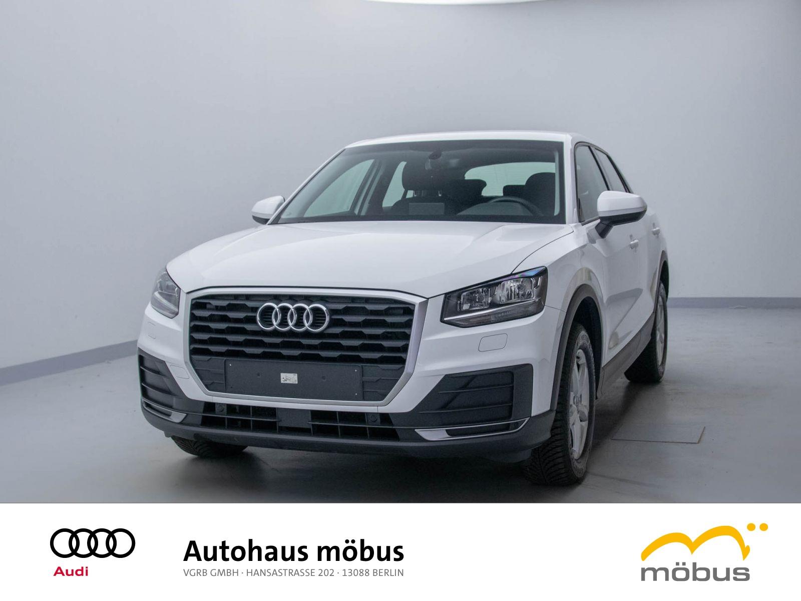 Audi Q2 basis 1.0 TFSI 6-GA*SHZ*ALLWETTER*GRA*PDC*, Jahr 2018, Benzin