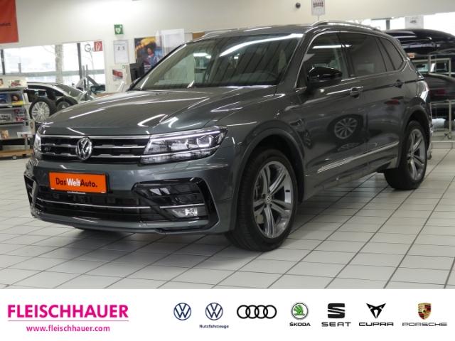 Volkswagen Tiguan Allspace IQ.DRIVE 4Motion 2.0 TSI EU6d-T, Jahr 2019, Benzin