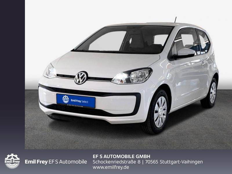 Volkswagen up! move up!, Jahr 2018, Benzin