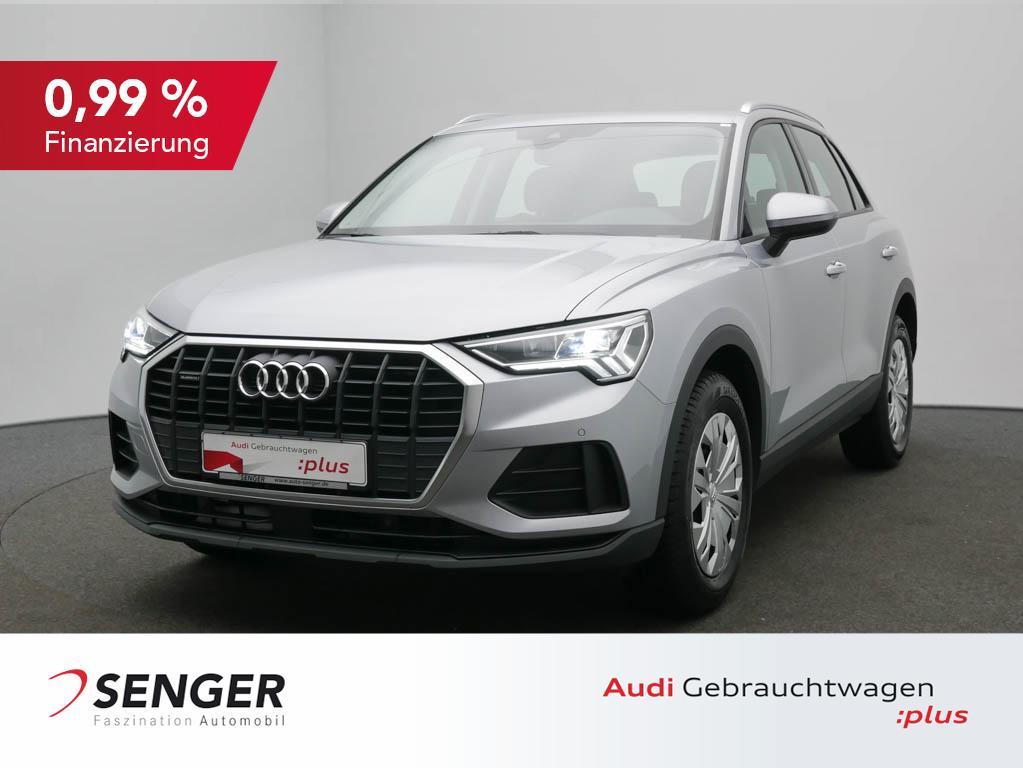Audi Q3 35 TDI quattro Sitzheizung Tempomat LED, Jahr 2019, Diesel