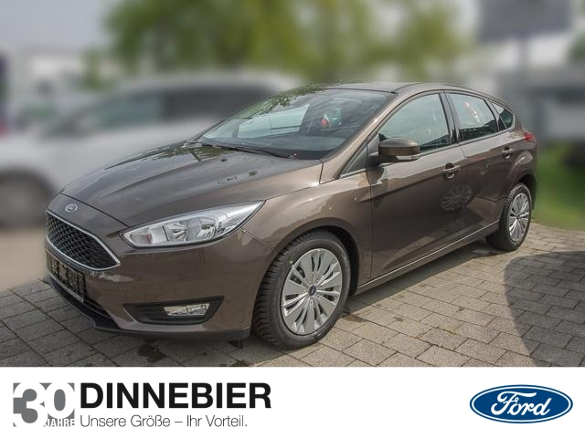 Ford Focus Trend 5T 1.0 125PS Automatik Sitz-u. Lenkr, Jahr 2015, Benzin