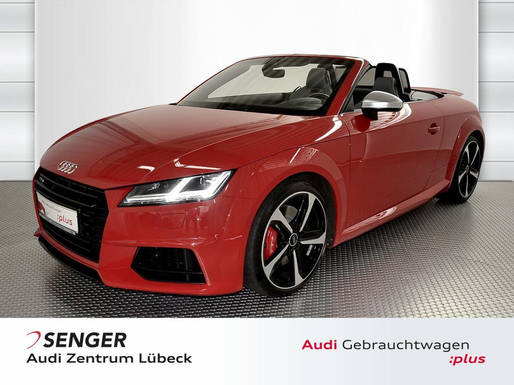 Audi TTS Roadster 2.0 TFSI quattro Matrix B&O DAB, Jahr 2017, Benzin