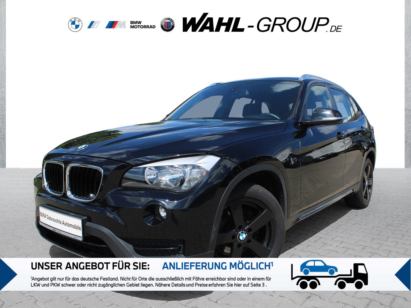 BMW X1 sDrive16d Sport Line Klima Shz PDC Reling, Jahr 2014, Diesel