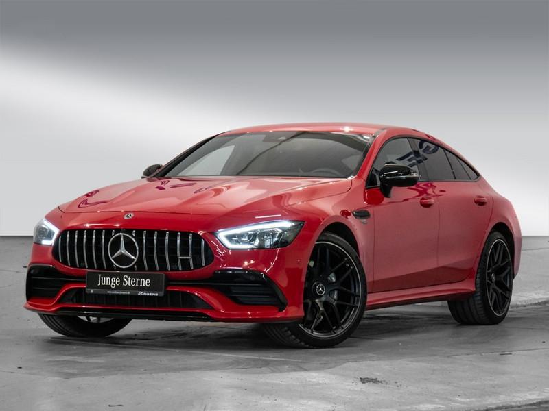 Mercedes-Benz AMG GT 53 4M+ Performance/Night/High-Class/21', Jahr 2019, Benzin