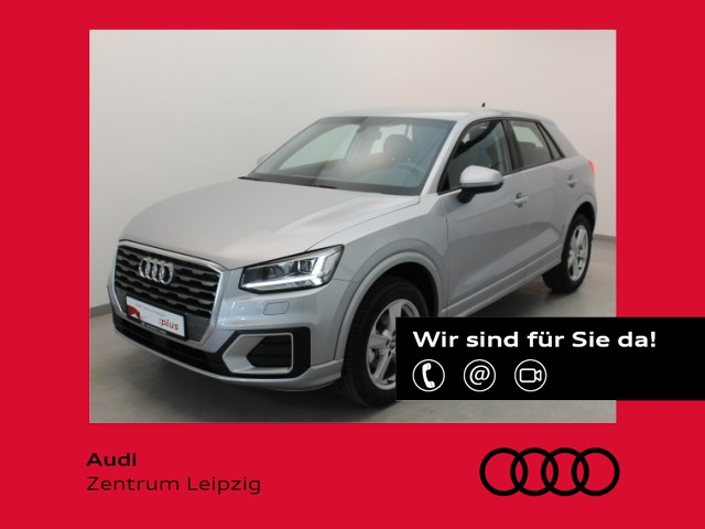 Audi Q2 30 TFSI sport *LED*Navi*AHK*, Jahr 2020, Benzin