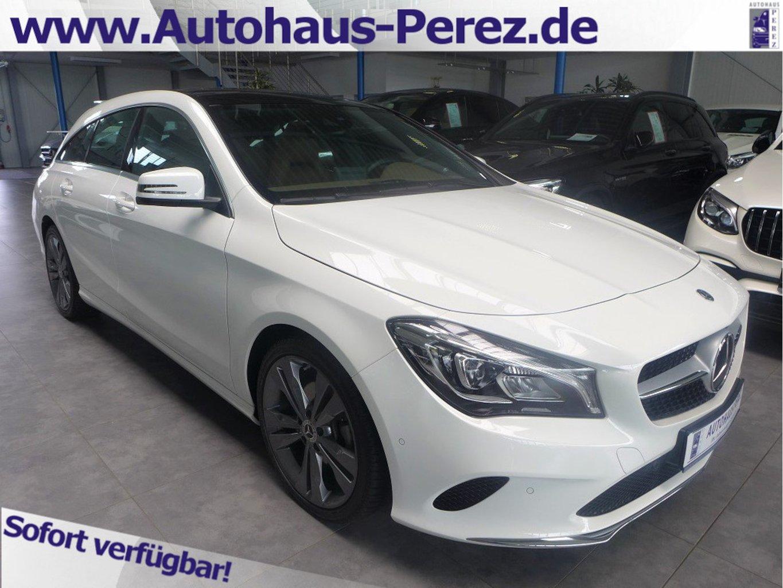 Mercedes-Benz CLA 220 Shooting Brake 4M COMAND-PANO-DISTRONIC, Jahr 2019, Benzin