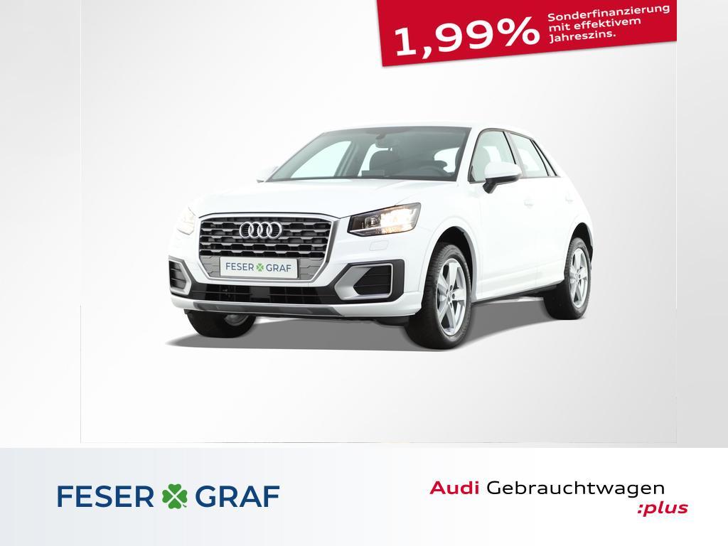 Audi Q2 Sport 1.6 TDI Smartphone Interf./Alu17/Sitzh., Jahr 2020, Diesel