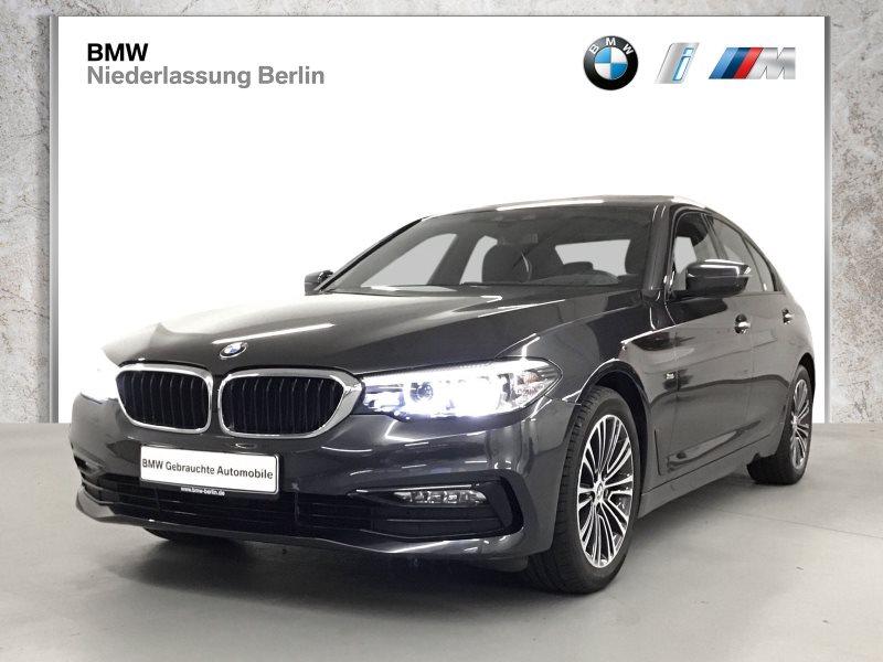 BMW 530d Lim. EU6 Aut. !Achtung: Deutlich reduziert!, Jahr 2017, Diesel