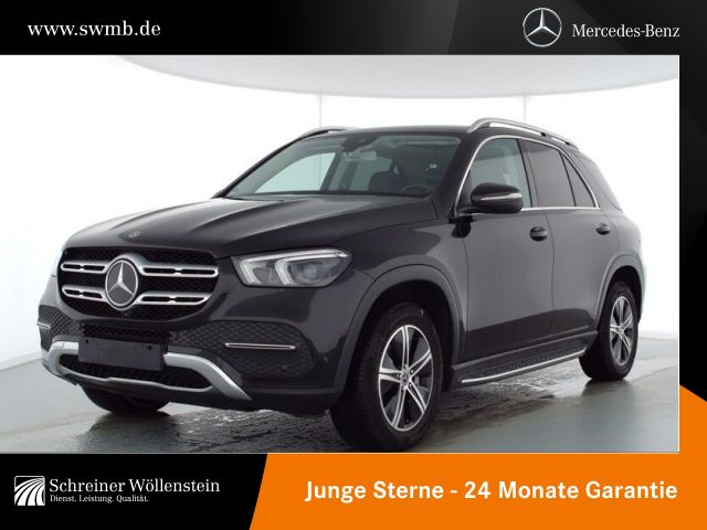Mercedes-Benz GLE 300 d 4M Pano*AHK*RKam*Trittbr*TWA*Ambi*Wide, Jahr 2020, Diesel