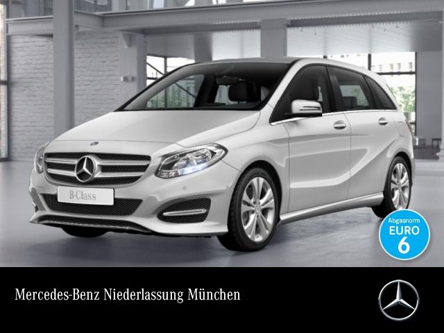 Mercedes-Benz B 250 Urban Kamera Klimaautom 7G-DCT Sitzkomfort, Jahr 2015, petrol