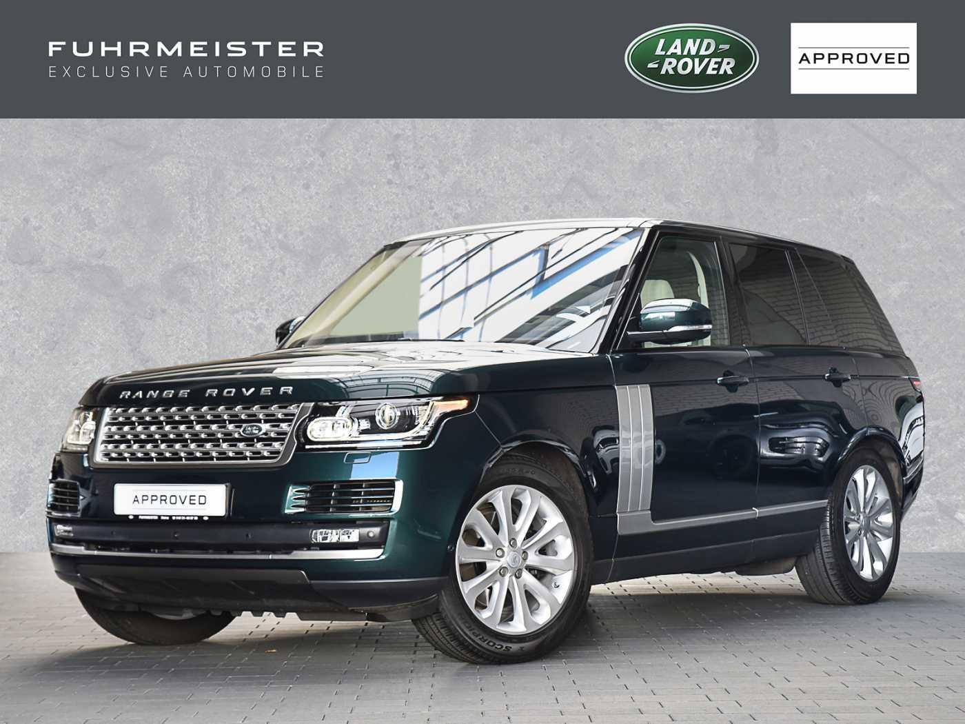 Land Rover Range Rover TDV6 Vogue | Head-up | 360°-Parksystem | Pano, Jahr 2017, Diesel
