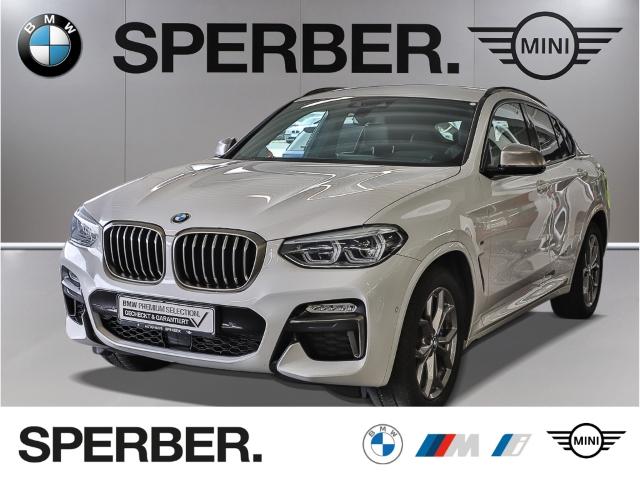 BMW X4 M40 d ,M-Sport,HUD,LED,NaviProf.,Keyless,DrivingAssistant,Klimaauto,uvm., Jahr 2018, Diesel