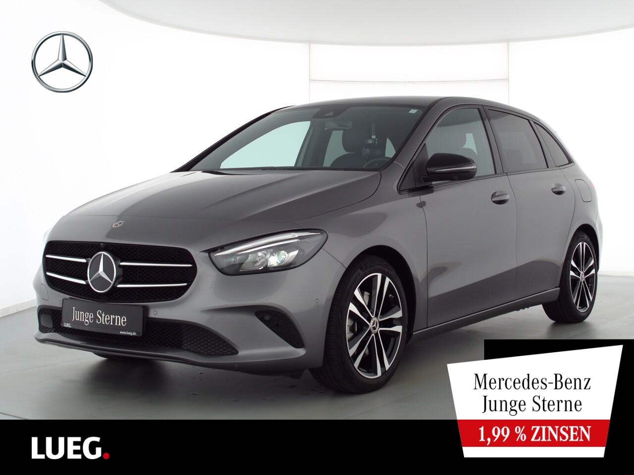 Mercedes-Benz B 220 d 4M Progressive+MBUX+NavPrem+LED+AHK+360°, Jahr 2020, Diesel