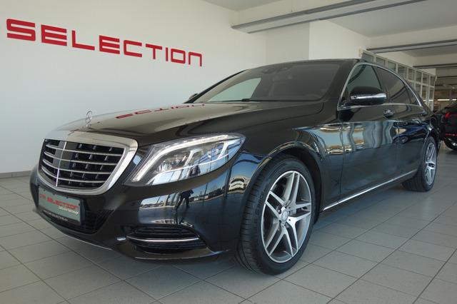 Mercedes-Benz S 350 d lang NACHT CHAUFFEUR PAK/REARSEAT/19AMG, Jahr 2014, Diesel