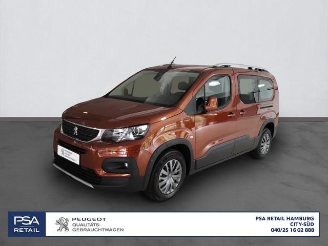 Peugeot Rifter BlueHDI 130 L2 Allure, Jahr 2021, Diesel