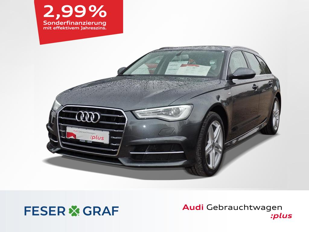 Audi A6 Avant 2.0 TDI ultra S tronic S line Exterieur, Jahr 2018, Diesel