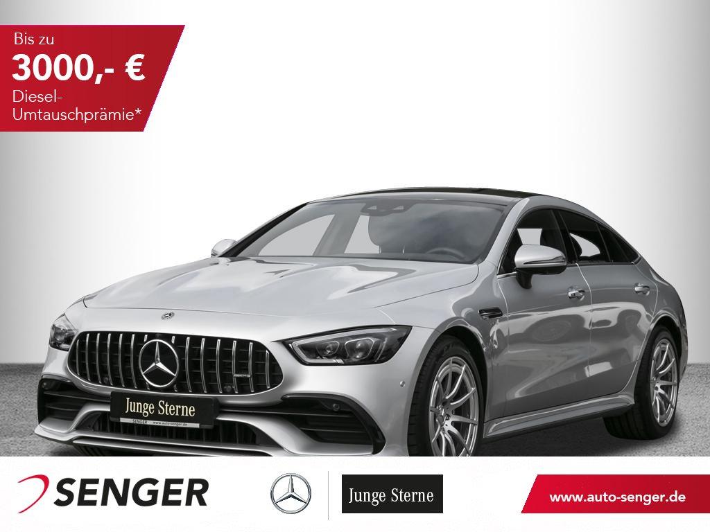 Mercedes-Benz AMG GT 43 *Comand*Carbon*Head up*360°*Widescreen, Jahr 2019, Benzin