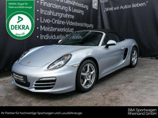 Porsche Boxster ab 426,47 /mtl., Jahr 2014, Benzin