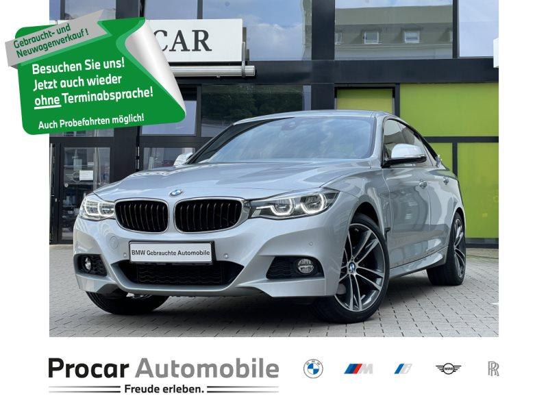 BMW 330 Gran Turismo i MSport HUD Navi-Prof Adapt.LED, Jahr 2018, Benzin