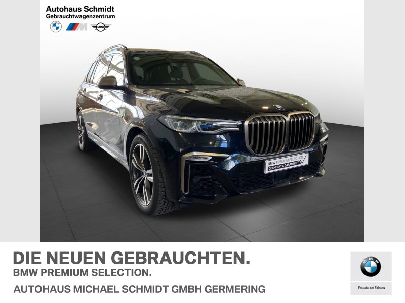 BMW X7 M50d Sky Lounge*Standheizung*AHK*Harman Kardon*, Jahr 2020, Diesel
