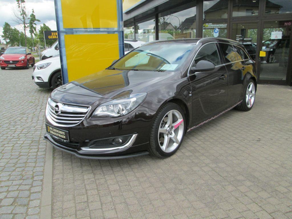 Opel Insignia 2.0 Bi Turbo ST Aut. Innovation+Recaro+, Jahr 2013, Diesel