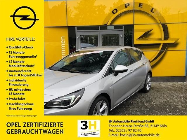 Opel Astra K 1.4 Inno Navi*PDC*Rückfahr*LHZ*SHZ*ZZK*, Jahr 2016, Benzin