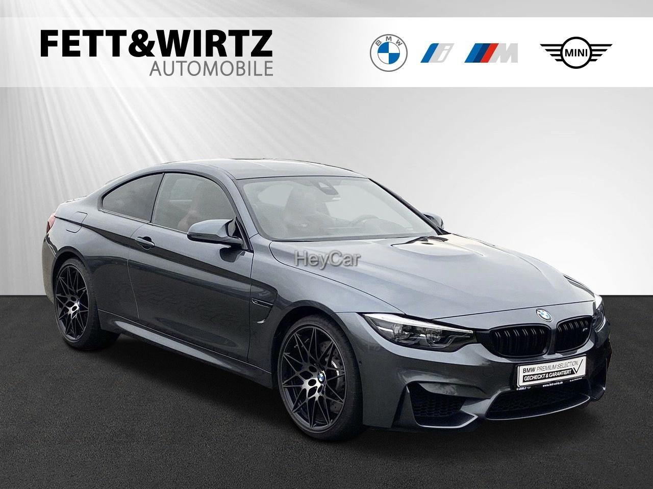 BMW M4 Coupe Competition HUD 20'' NaviProf. HiFi RFK, Jahr 2020, Benzin