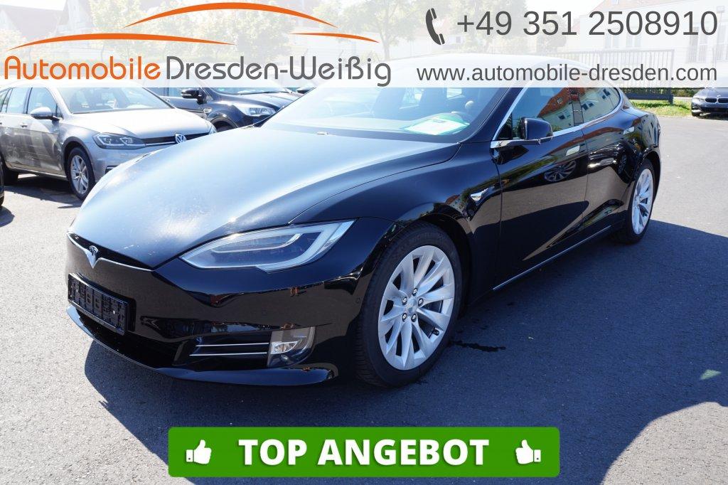 Tesla Model S 75*Navi*Pano*Kamera*Keyless*, Jahr 2017, Elektro