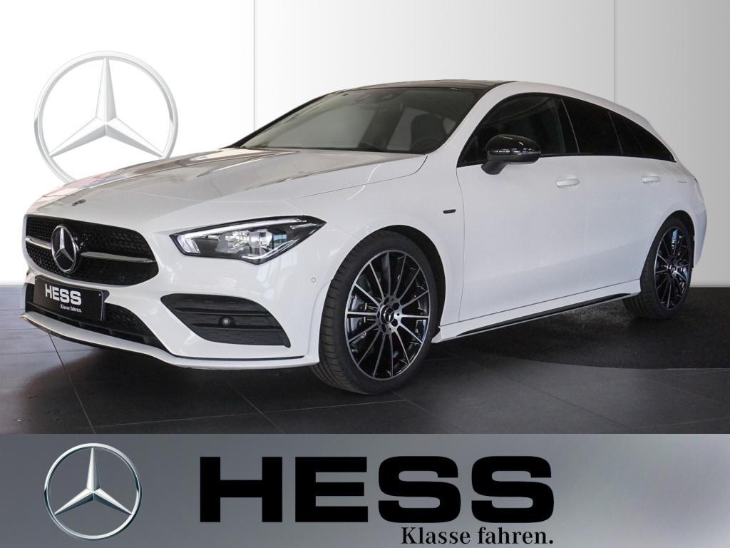 Mercedes-Benz CLA 250 Shooting Brake AMG+Pano.-Dach+Night+LED, Jahr 2021, Benzin