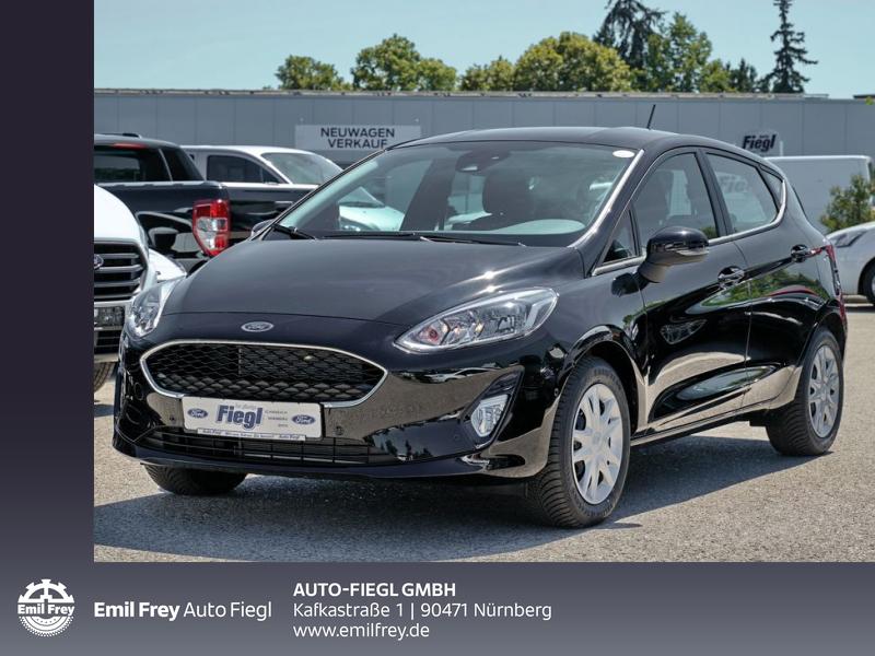 Ford Fiesta 1.1 S&S COOL&CONNECT, Jahr 2019, Benzin