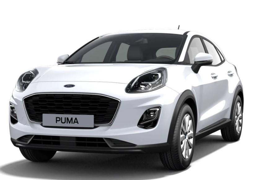 Ford Puma Cool & Connect #-25%, Jahr 2021, Benzin