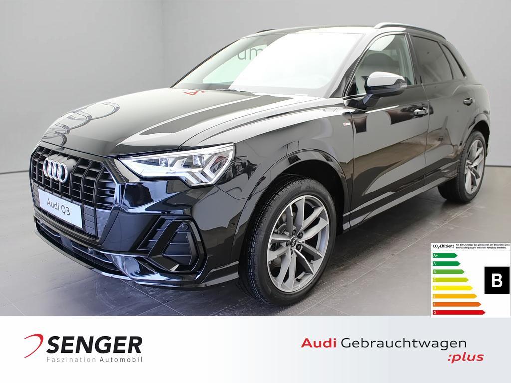 Audi Q3 S line 35 TFSI Navi Matrix Anfahrassistent, Jahr 2021, Benzin