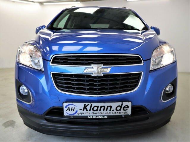 Chevrolet Trax 1.4 Turbo 140 PS LS+ 4X4 Erste Hand USB, Jahr 2013, Benzin