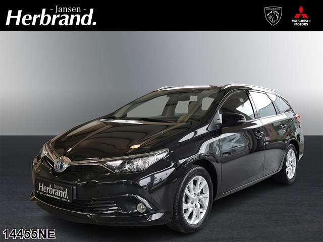 Toyota Auris Touring Sports 1.8 VVT-i Hybrid Automatik, Jahr 2018, Hybrid