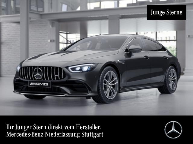 Mercedes-Benz AMG GT 53 4M + WIDESCREEN MULTIBEAM Burmester, Jahr 2019, Benzin