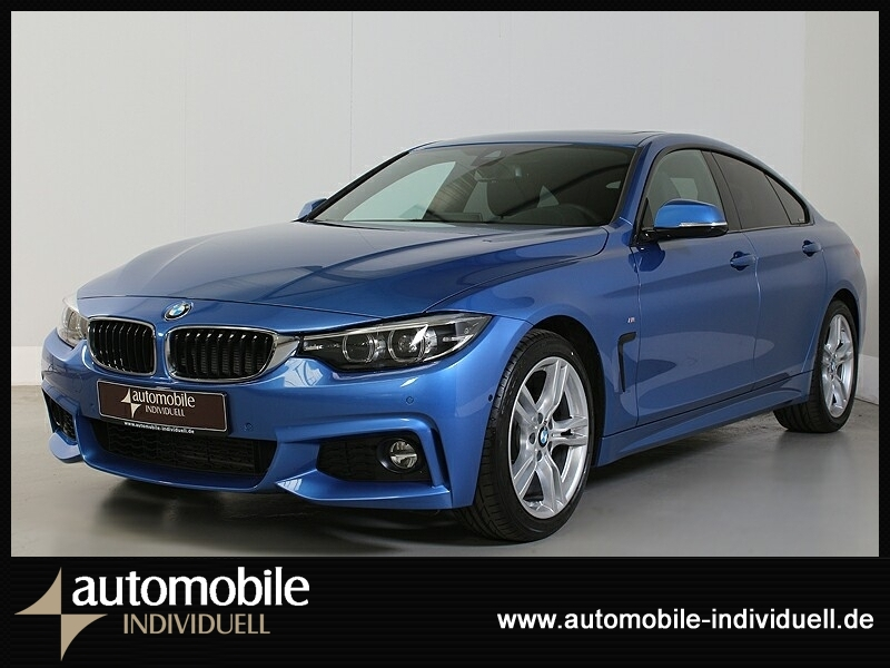 BMW 418 finanzieren