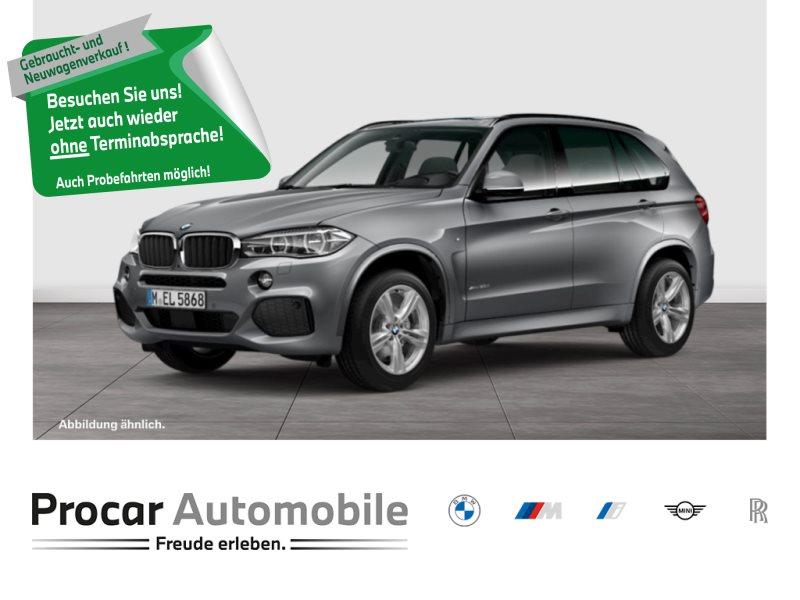 BMW X5 xDrive30d M Sport Head-Up LED Pano Standhzg., Jahr 2018, Diesel