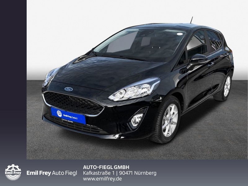 Ford Fiesta 1.1 COOL&CONNECT, Jahr 2019, Benzin