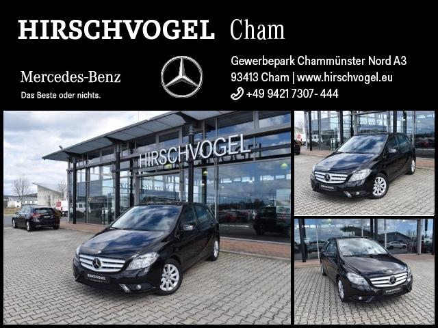 Mercedes-Benz B 180 BE AHK+Klima+Audio 20 CD+Laderaum-Paket, Jahr 2012, Benzin