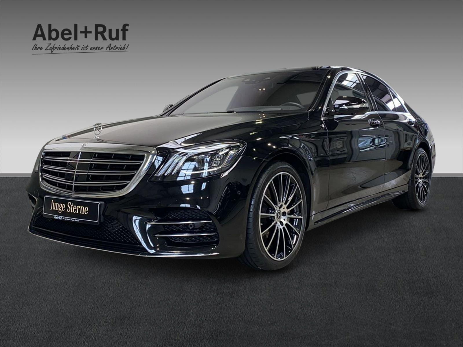 Mercedes-Benz S 400d 4M+AMG+MULTIBEAM+PANO+DISTRONIC+360°, Jahr 2019, Diesel