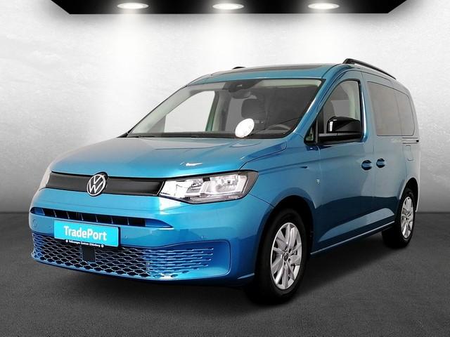 Volkswagen Caddy 5 California DSG,ACC,StandHz.,Mini-Küche, Jahr 2021, Diesel