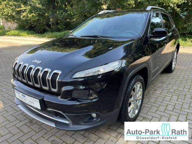 Jeep Cherokee 2.0l MultiJet Limited FWD,Xenon,Navi,Panoramadach, Jahr 2014, Diesel
