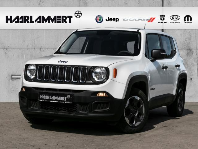 Jeep Renegade Sport 1.6l+KLIMA+BLUETOOTH+MP3+AUX-IN, Jahr 2016, Benzin