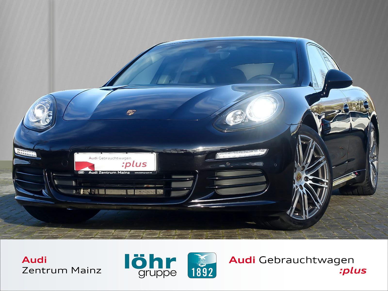 Porsche Panamera 4 PDK Edition*Spurwechselassistent*BOSE, Jahr 2016, petrol