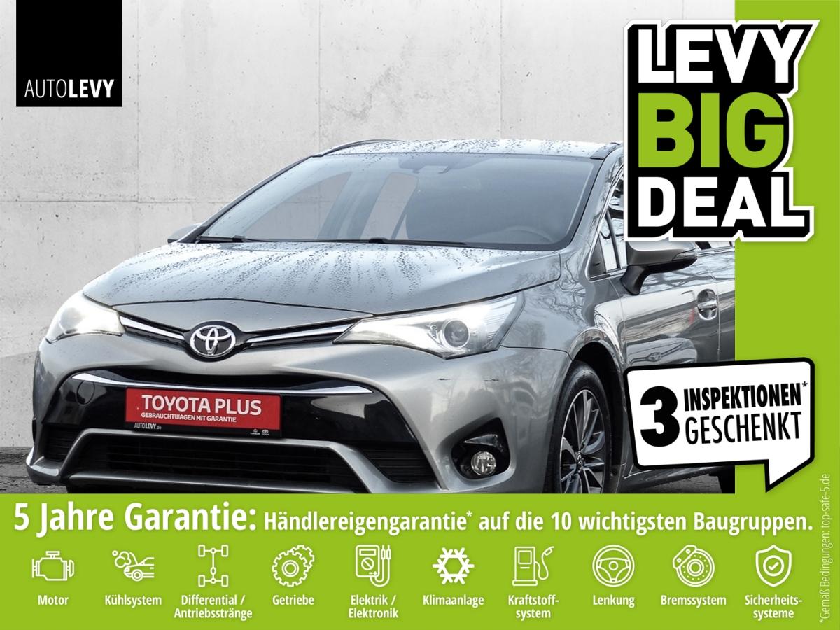 Toyota Avensis Touring Sports 2.0 D-4D *LED*Navi*Euro6*, Jahr 2017, Diesel