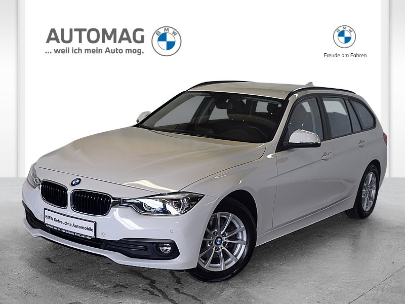 BMW 320d Touring*Navi*CD*Sportsitze*Servotronic*, Jahr 2017, Diesel